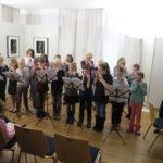 Hohnerklang-Nachwuchs spielt im Harmonikamuseum