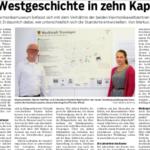 Pressebericht der Neckarquelle zur aktuellen Sonderschau