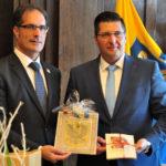 Festakt 100 Jahre Stadtrecht Klingenthal