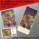 Jubiläum: 60 Jahre Dr.-Ernst-Hohner-Konzerthaus