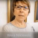 Wir sind dabei – Ehrenamtlich im Museum: Wera Niklewski