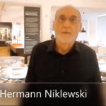 Wir sind dabei – Ehrenamtlich im Museum: Hermann Niklewski