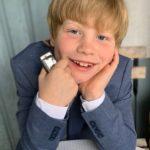 Johannes und die Liebe zur Mundharmonika