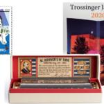 Mundharmonika-Sonderbriefmarke und vieles mehr