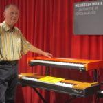"""Neuer Ausstellungsbereich """"Musikelektronik"""" wird am Sonntag, 4. Juli eröffnet"""